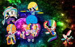 Rainbow Rocks Ppg And Rrb