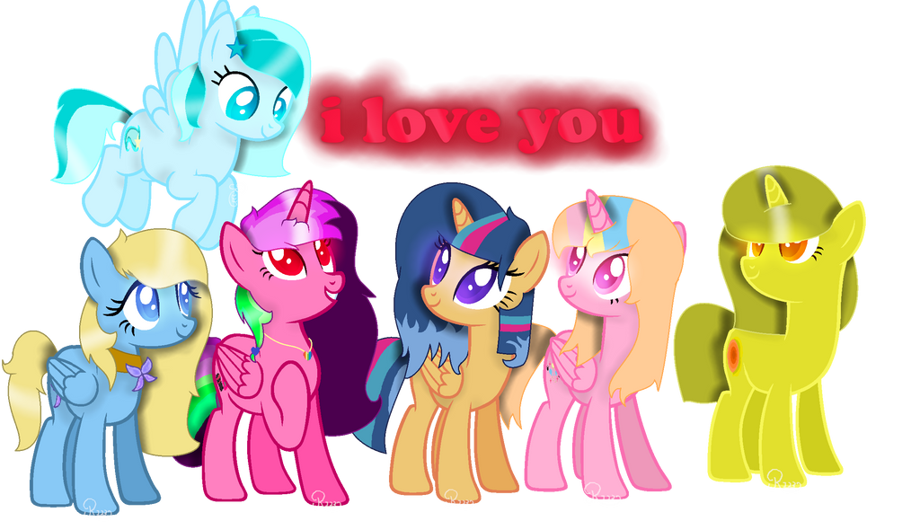 I love u gift by rainbow223 on deviantart i love u gift by rainbow223 negle Image collections