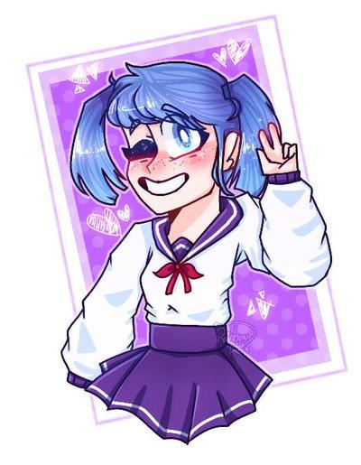 cute girl incoming! by rainbow223