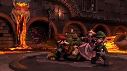 Shadow Queen's Takeover - [SSBPM Render]