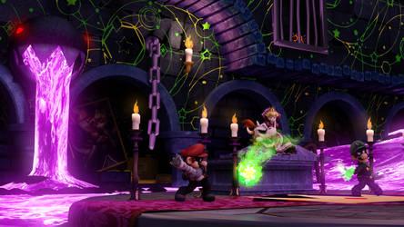 Shadow Queen's Renovations - [SSBPM Render]