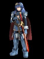 Lucina - Fire Emblem [SM4SH Render] by KuroKairaku