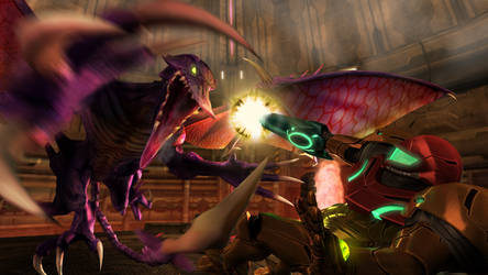 Ridley's Onslaught