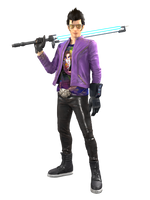 NMH - Travis Touchdown (Smash Ultimate Render)