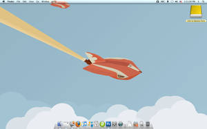 Desktop 12-10-2007 by CreativeLiberties