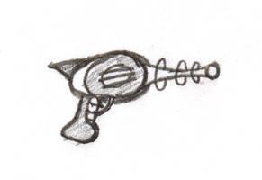 Ray Gun by CreativeLiberties