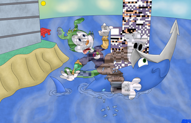 A Wild MissingNo. Appeared! by AGiLE-EaGLE1994