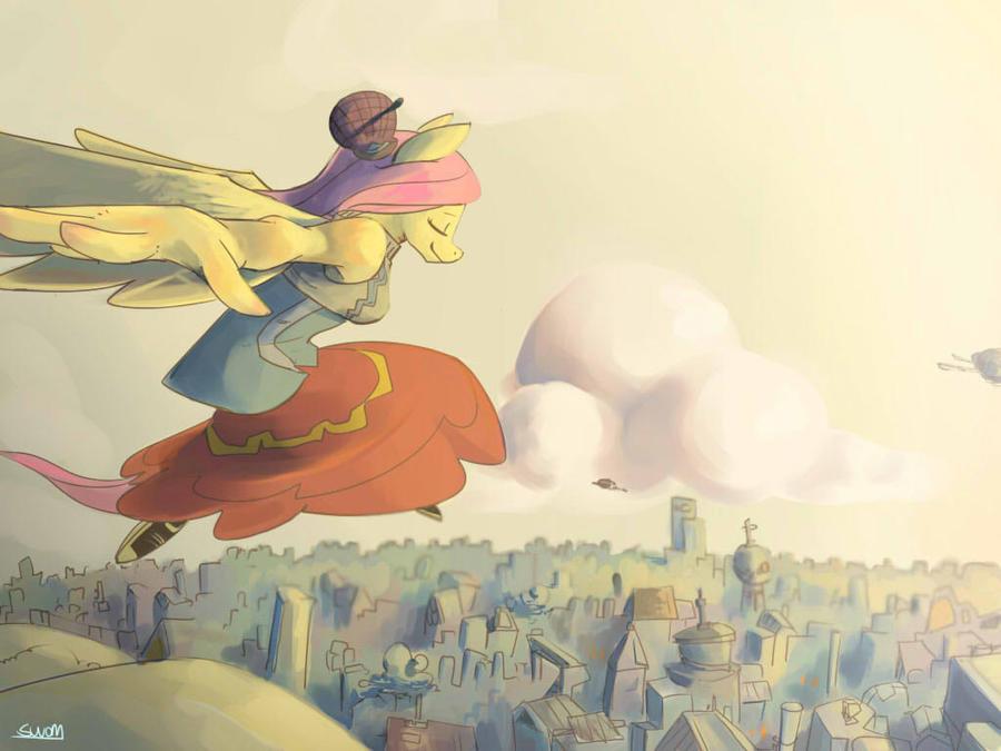 Jump by Swomswom