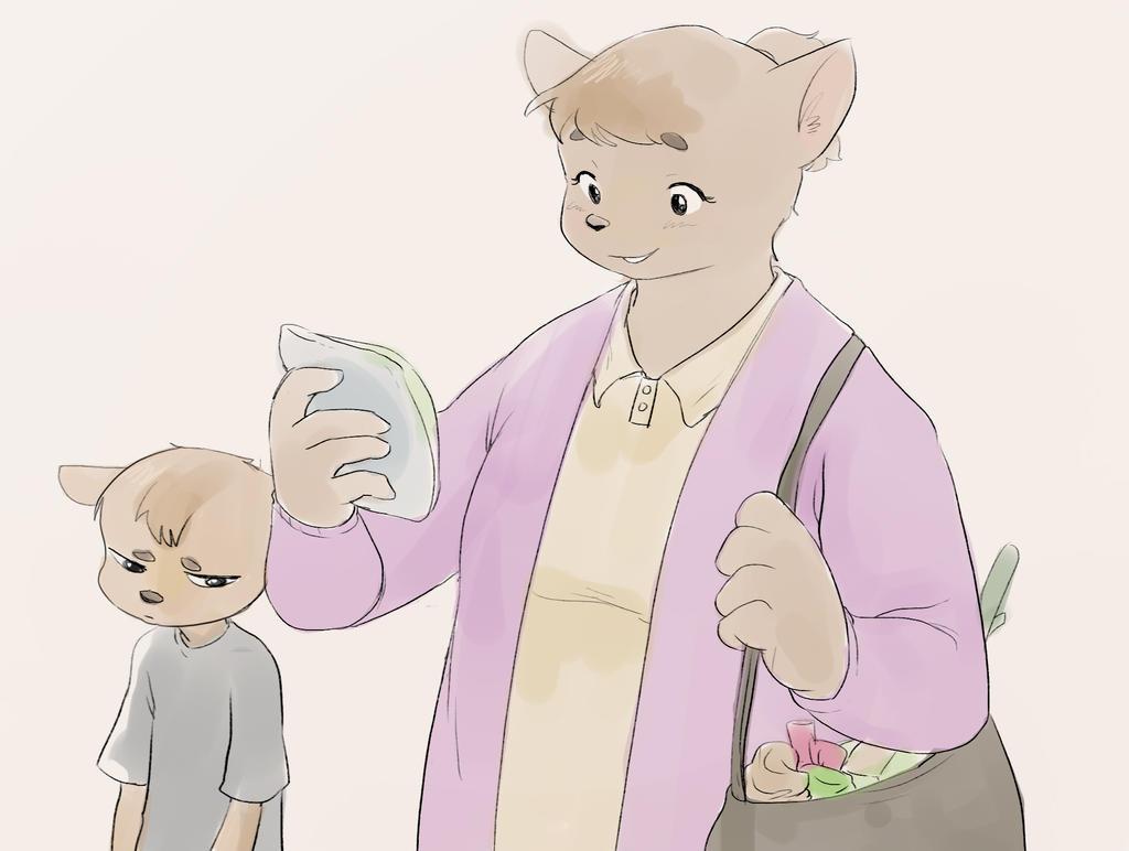 shopping by Swomswom