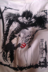 Death Note Shirt!
