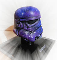 Stormtrooper Pop Custom Galaxy by Pop-custom