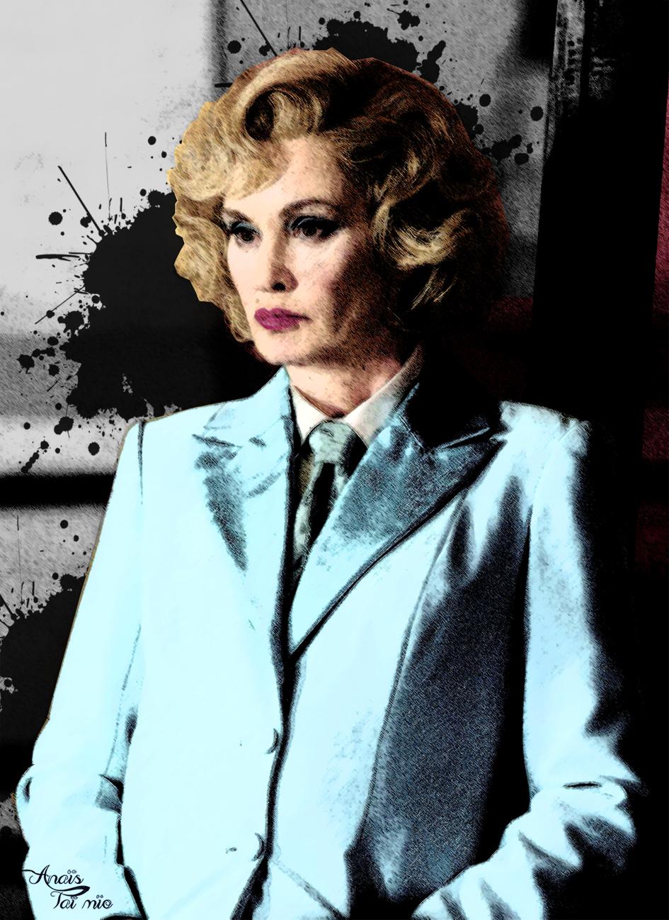 Jessica Lange in American Horror Story by Pop-custom on ...