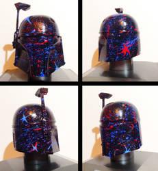 The Splash Fett - Custom Helmet - Star Wars by Pop-custom