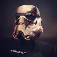 The Destroyed Trooper - Star Wars Stormtrooper by Pop-custom