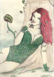 Poison Ivy - Batman - Quick Draw