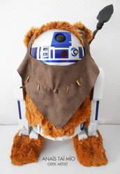 R2D2 Ewok - Star Wars Custom