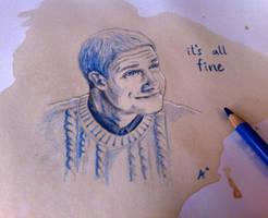 John Watson FanArt - It's all fine