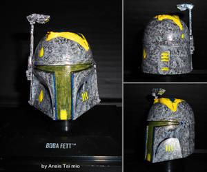 The Radioactive Fett - Star wars custom