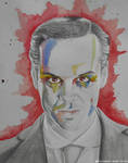Jim Moriarty FanArt - The King's Fool