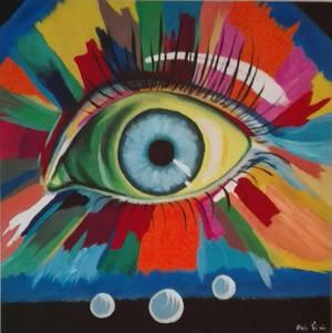 l'Oeil de trois