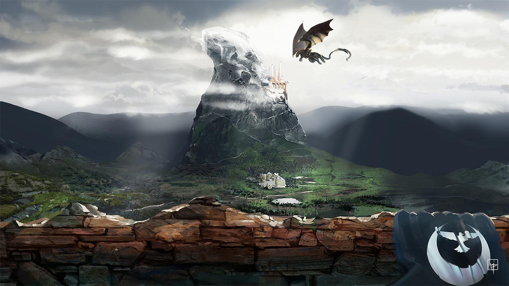 The Eyrie - A Song of Ice and Fire by PygmyGoats
