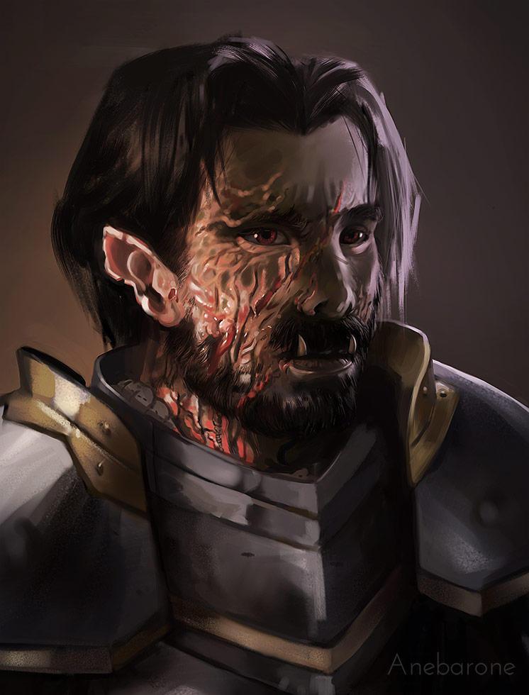 Sir Grim of the Dessarin Valley