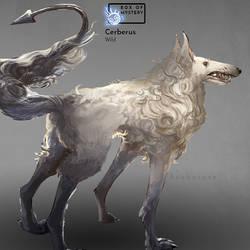 Cerberus   Character Design Challenge