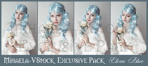 Elven Blue Pack by Mihaela-VStock