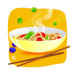 Art series: Food Love (1/3)