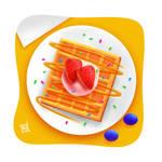 Art series: Food Love (2/3)