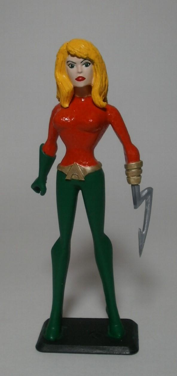Rule #63 Aquaman Custom Action Figure by GeekVarietyDotCom