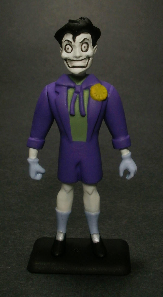 Joker Jr. Custom Figure Kit by GeekVarietyDotCom