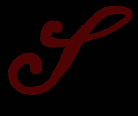 rough cursive s by coloredchromium on deviantart