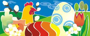 projekt opakowania na jaja by Wioch-Men