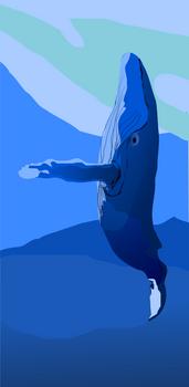 blueWahle by Wioch-Men