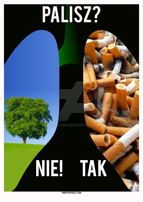 Nie pal by Wioch-Men