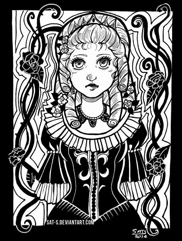 Maria Antonieta by sat-s