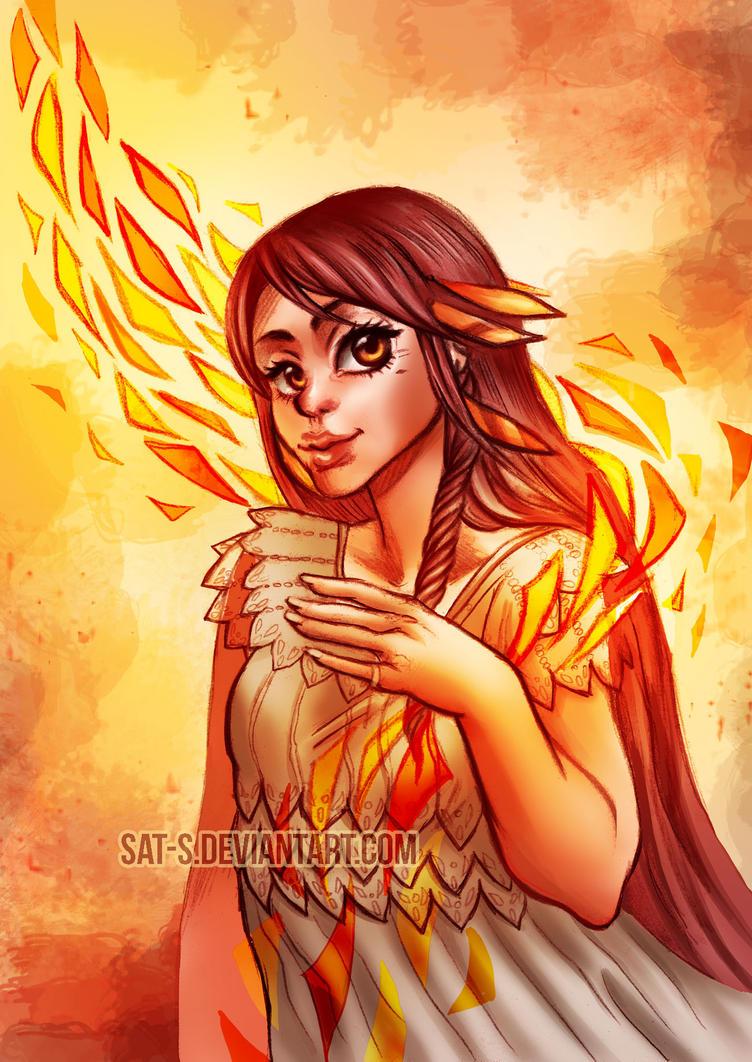 Fire by sat-s