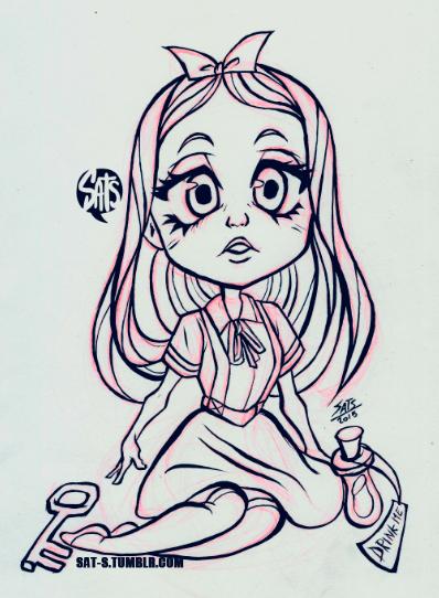 Alice by sat-s