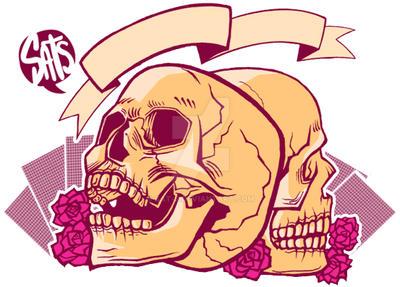 Skulls by sat-s