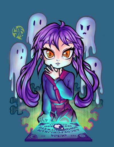 Ouija- alternative version by sat-s