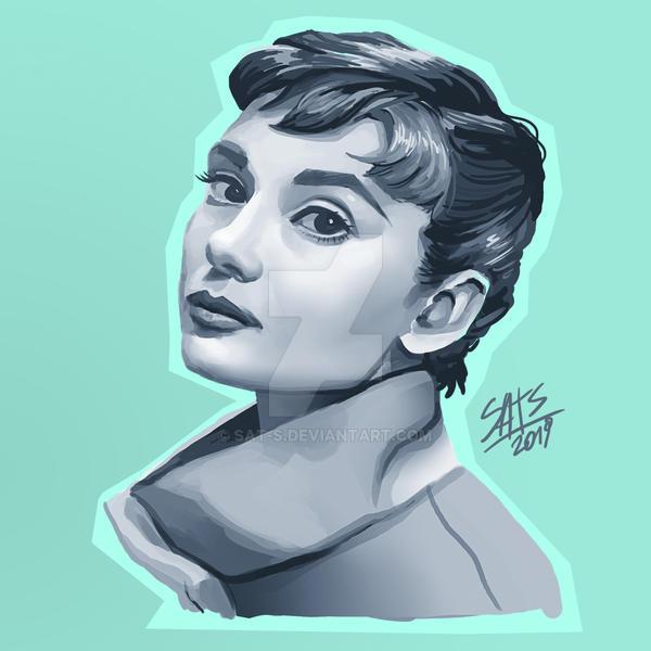 Audrey by sat-s