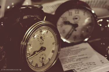 clockwork.
