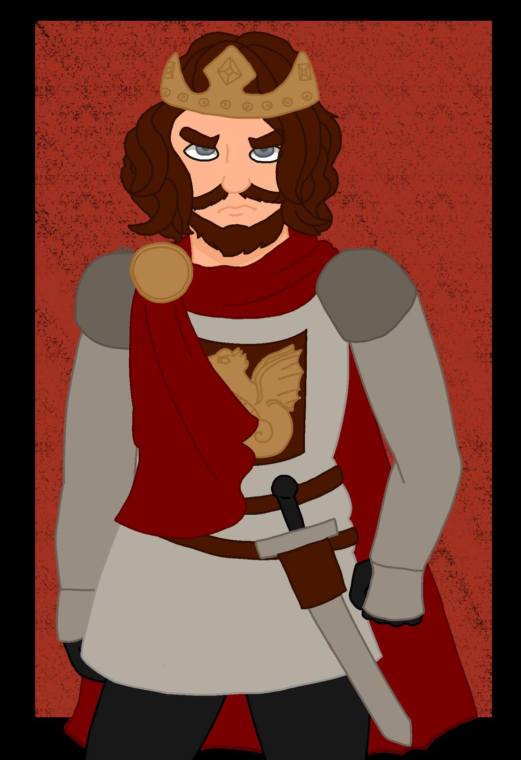 King Arthur by CyclopsBurger