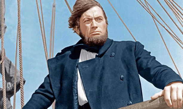 Image result for captain ahab