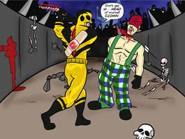 AFL - Fight: Buzz vs Ritualist by NetizenRon