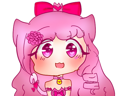 COMMISSION: Princess Kitty Sweetheart by Emily071