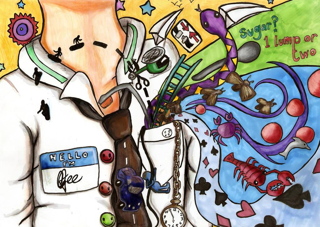Pocket Of Dreams by Batastrophy