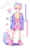 [CLOSED] Adopt OTA - Pastel Kuma