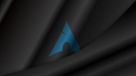 Flag of Arch-dark by Karl-Schneider
